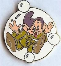 Dopey Soap Bubble Snow White & 7 Dwarfs Authentic Disney No card pin - $19.99