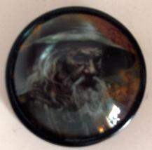 Gandolf the Grey The Hobbit Paperweight // Desk Decor // Gandolf The Wizard - $20.00