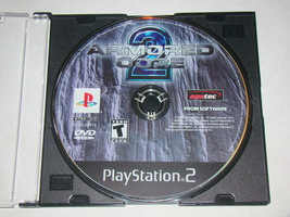 Playstation 2 - ARMORE CORE 2 (Game Only) - $4.00