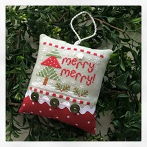Merry Merry #10 Classic Ornament cross stitch Country Cottage Needleworks - $5.40