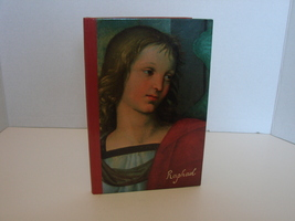 Beautiful Unlined Blank Journal Featuring the Art of Raphael  - $5.99