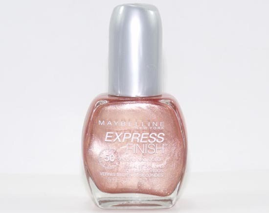 Primary image for Maybelline Express Finish Nail Polish New #230 Brassy