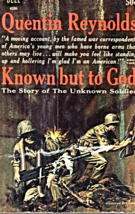 Known but to God by Quentin Reynolds (Dell 1963) - $3.95