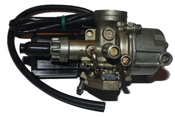 50cc Moped Scooter Carburetor Carb Parts For Honda Elite SA 50 SA50 1992-1996 image 2