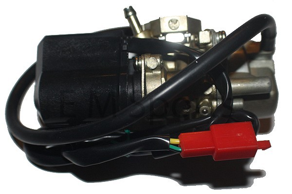 50cc Moped Scooter Carburetor Carb Parts For Honda Elite SA 50 SA50 1992-1996 image 6