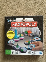 u-build MONOPOLY Hasbro Starter Classic Track Pro Freestyle Bridges Hazz... - $14.64