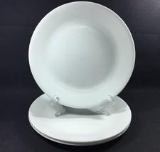 NEW Set of 6 Dinner Plates Corelle Livingware Winter Frost White Plate 1... - $35.58