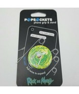 Popsockets Rick And Morty Portal Rick PopSocket Pop Socket Phone Holder ... - $18.80
