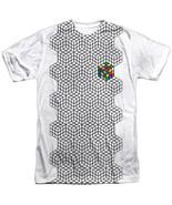 Camisetas Tallas S-3XL Nuevo Auténtico Cubo de Rubik One Color Vibrante - $43.61+