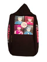 SOS 5 Seconds of Summer Nm 1 Neon Picture Black Hoodie Hooded Sweatshirt - $29.99
