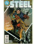 STEEL #46 (1994 Series) NM! - $1.00