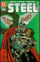 STEEL #47 (1994 Series) NM! - $1.00