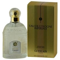 Imperiale Guerlain by Guerlain Eau de Cologne Spray 3.3 oz for Men - $110.99