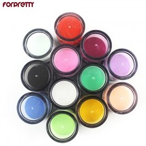 Acrylic Powder Dust UV Gel Design, 3D Tips Decoration Manicure Powder Na... - $4.39+