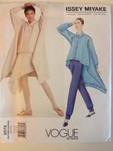 Vogue Issey Miyake 2572 Designer Original Misses Top, Skirt, Pants Size 8-12 - $75.00