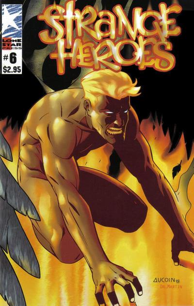 Strange heroes  6
