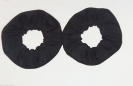 Mini Hair Scrunchie Cotton Fabric Ties Ponytail Holders lScrunchies by Sherry - $6.99