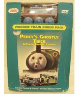 DVD Thomas & Friends - Percy's Ghostly Trick (DVD, 2007, With Toy Train) - $18.99