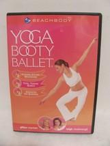 DVD Yoga Booty Ballet  Rehearsal/Guided Meditation Toning Fat Burning Be... - $17.99