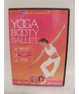 DVD Yoga Booty Ballet  Rehearsal/Guided Meditation Toning Fat Burning Be... - $17.99