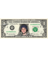 BAM MARGERA on REAL Dollar Bill Collectible Celebrity Cash Money Gift - ₹399.07 INR