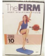 DVD The Firm - Body Sculpting System: Fat Blasting Cardio Lisa Kay 2004 - $8.99