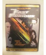 DVD The Fast and the Furious (DVD, 2002) - $8.99
