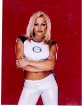 Trish Stratus PF Vintage 8X10 Color Wrestling Memorabilia Photo - $6.99