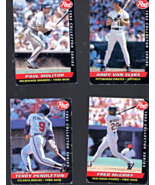 Baseball Cards 1993 Post Cards (4 Cards) - $3.25