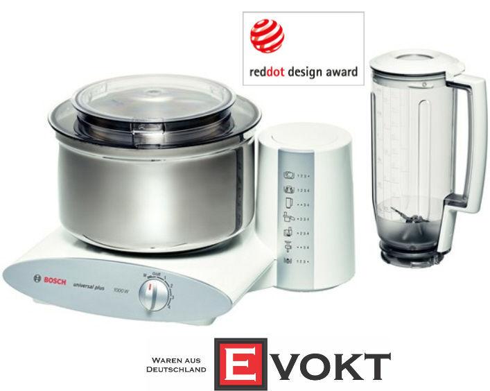 Bosch Food Processor MUM6N21 Universal Plus Latest Model  German Quality Genuine