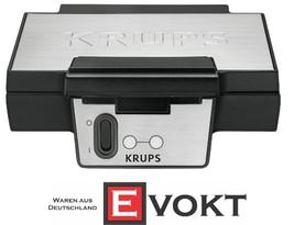 Krups FDK 251 Belgian Waffle Maker Stainless St... - $156.90