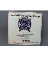Sacramento Kings - Team Patch - In Game Promo Piece - Unique !! - $19.00