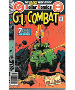 G.I. Combat Comic Book #211, DC Comics 1979 VERY FINE - $11.64