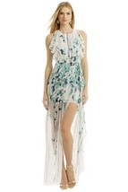 $364  NEW AUTH Bcbg Maxazria 'Maribel' Print Georgette Dress - $131.25