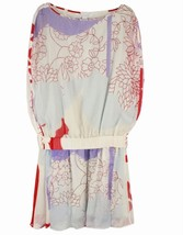 New Diane Von Furstenberg Printed Silk Dress $375 - $99.99