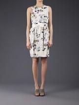 NEW  AUTH 3.1 Phillip Lim Black Sheer Floral Silk Dress $575 - $2.390,38 MXN