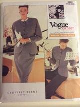 Vogue Career 2032 Geoffrey Beene Misses Jacket, Skirt, Pants Size 12-16 - $23.00