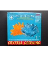 Smithsonian Crystal Growing Kit 2895 Grow 2 Crystal Formations! Age 10+ ... - $11.42