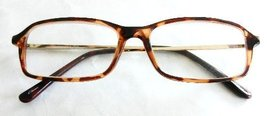 "Magnivision +2.75 ""Professor"" Brown Tortoise Plastic Frame Reading Glasses w/... - $12.99"
