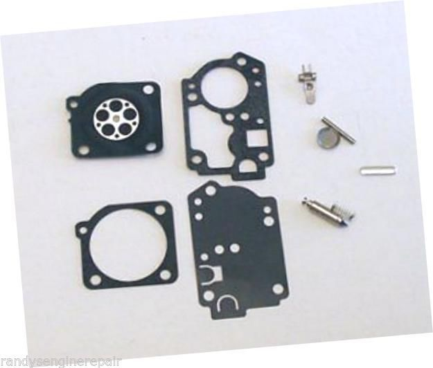 RB-142 Zama carb kit for C1U-W32, C1U-W32A Carburetors - $13.57