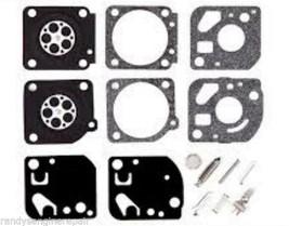 Zama C1U Carburetor Repair Rebuild Kit fits many old Ryobi Sears Blower ... - $14.84