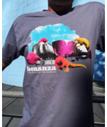 "Bonanza ""Pangolins at EMP"" T-Shirt - $15.00"