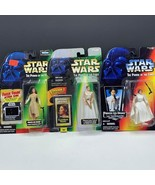 Star Wars action figure vintage Kenner lot moc Princess Leia Organa ewok... - $33.66