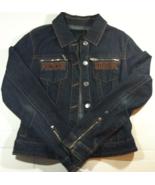 RocaWear Ladies Short Denim Jacket - $20.00
