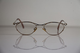 Eyewear,  Gold Frame,  RX-Able  Prescription Lenses. - $25.25