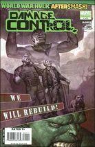 Marvel WORLD WAR HULK AFTERSMASH: DAMAGE CONTROL #1 VF - $0.89