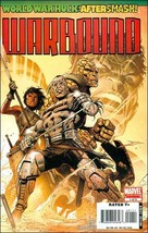 Marvel WORLD WAR HULK AFTERSMASH: WARBOUND #1 VF - $0.89