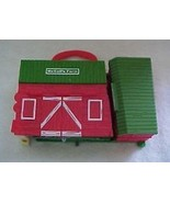 MCCOLL'S FARM TAKE ALONG TOY WITH HANDLE UNFOLDS TO PLAY WITH TRAIN TRACK - $12.99