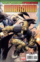 Marvel WORLD WAR HULK AFTERSMASH: WARBOUND #2 VF - $0.89