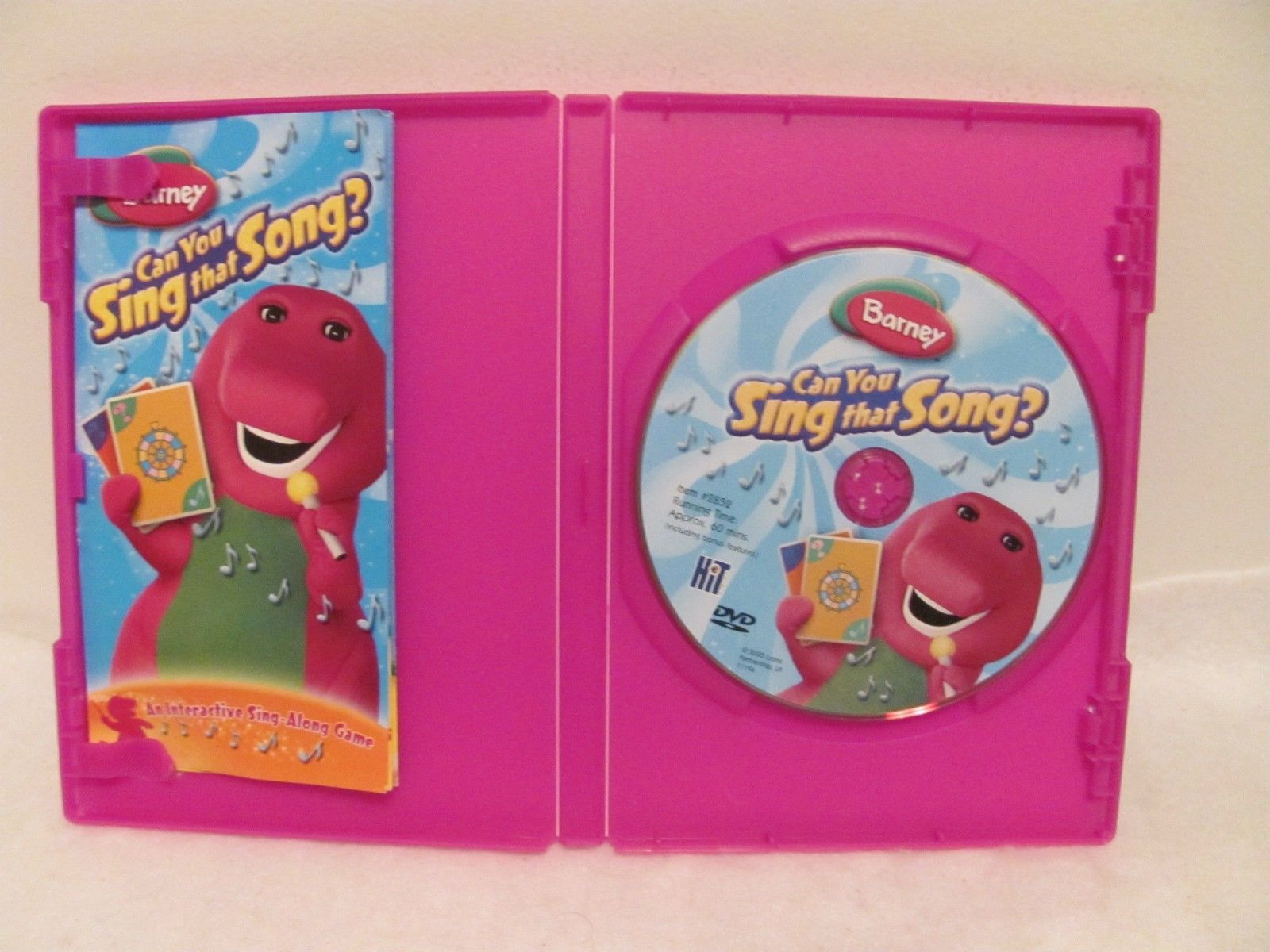 DVD Barney - Can You Sing That Song? (DVD, 2007) - DVD, HD